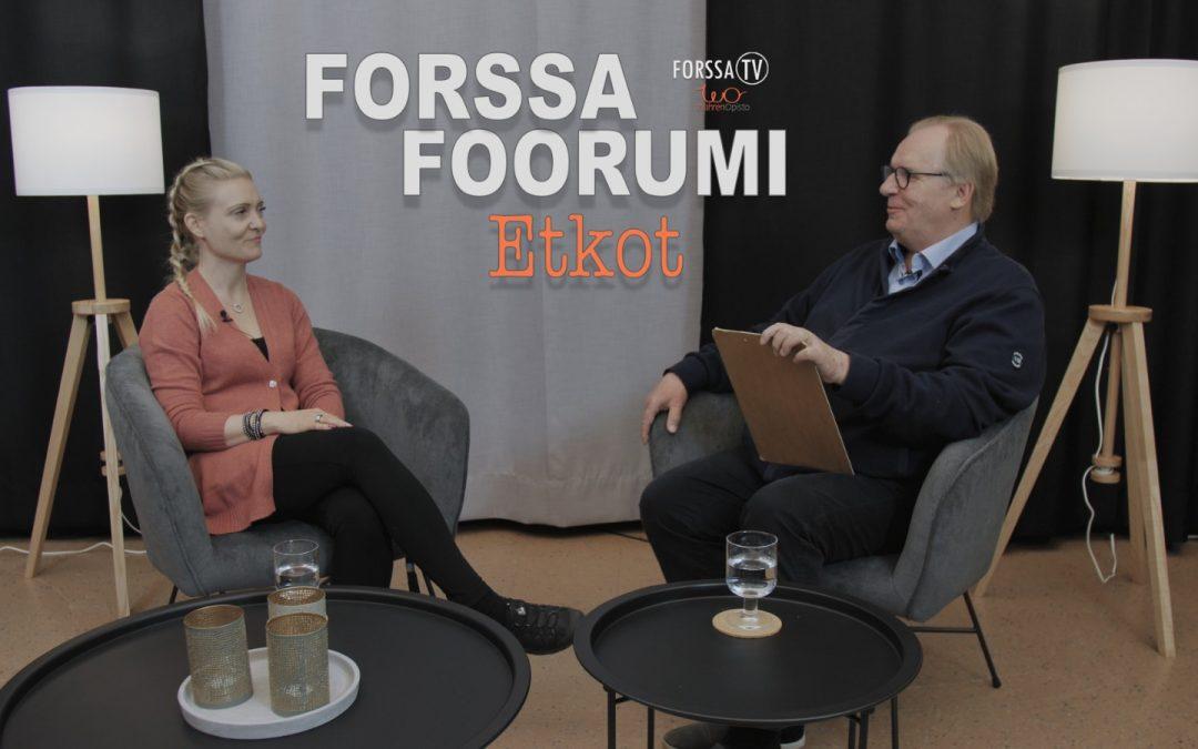 Forssa Foorumi Etkot – Kiusaaminen