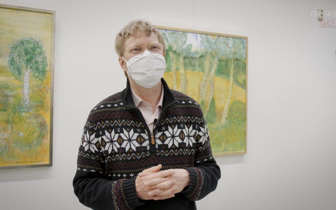 Hätäset 4.2.2021 – Kevättä kohti taidenäyttely