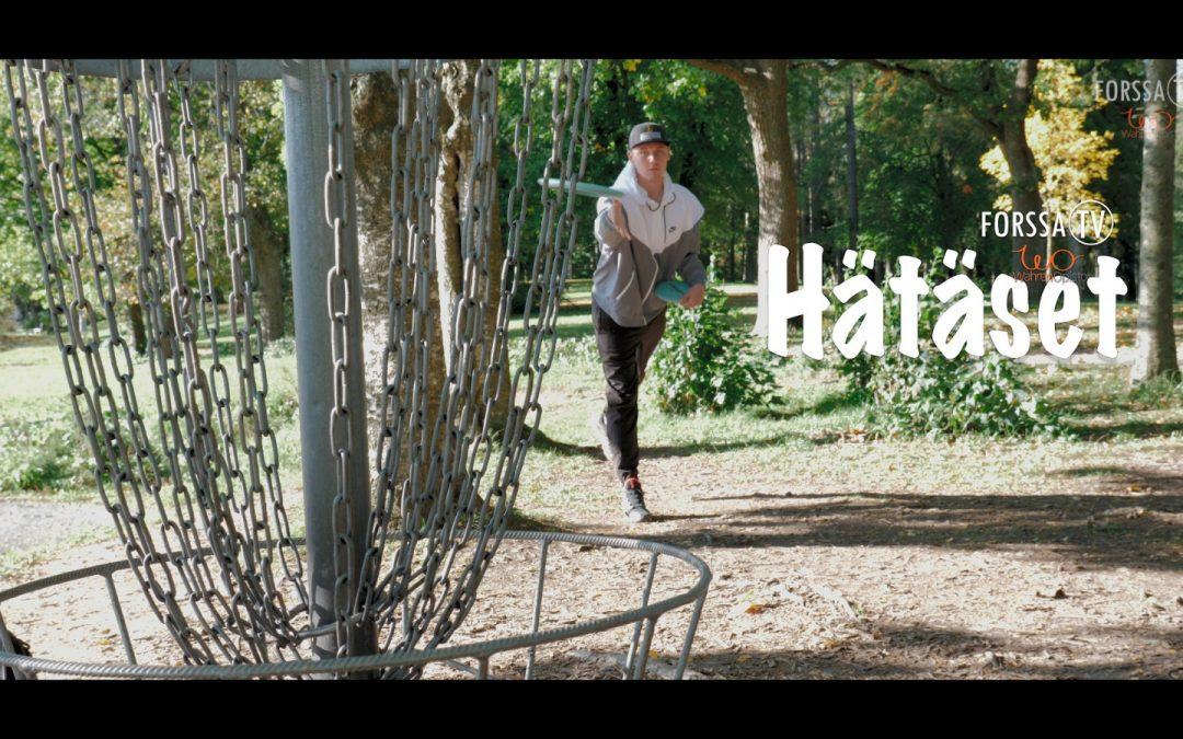 Hätäset – Frisbeegolf nousussa