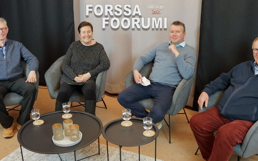 Forssa Foorumi – Miten käy vuoden 2021 tapahtumien?