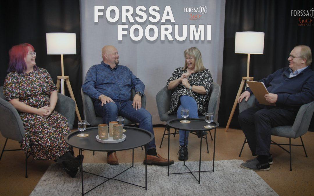 Forssa Foorumi – Kiusaaminen