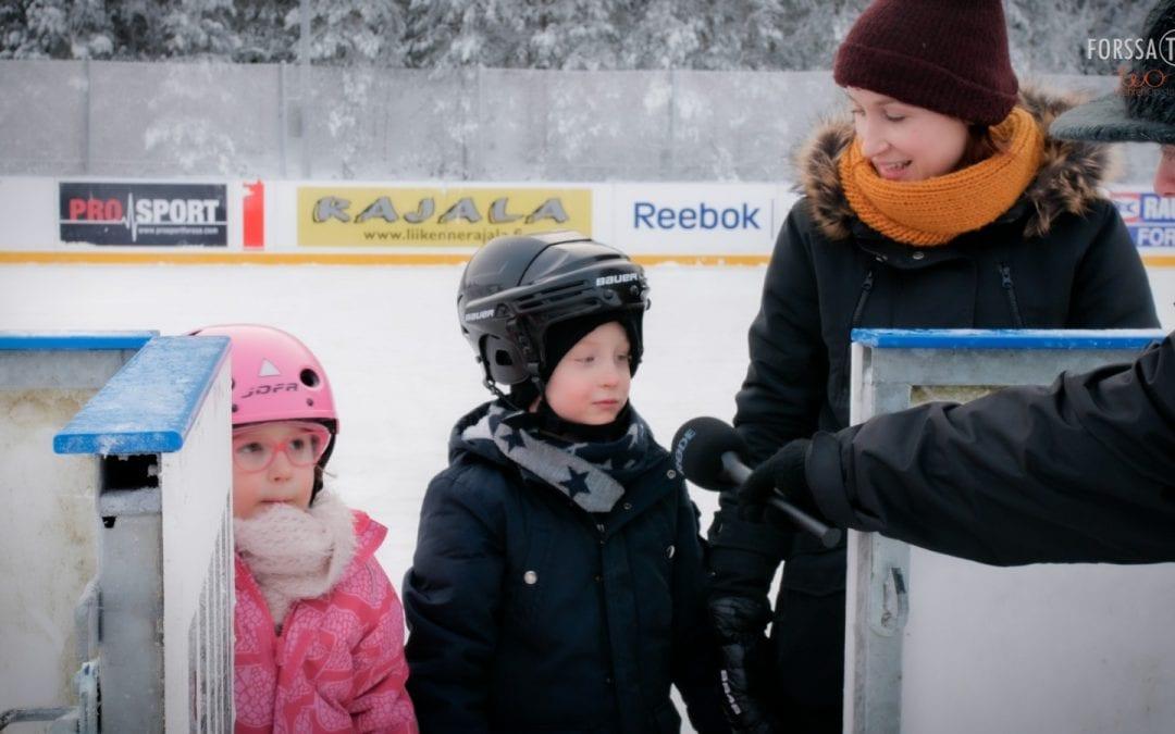 Hätäset – Talviurheilua Tammelassa