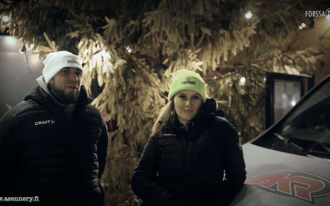 Hätäset – Joulumieltä Asenteelta