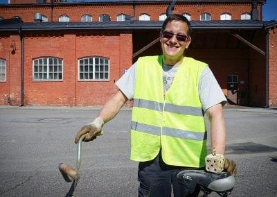 Hätäset 1.6.2020 – Magneettikalastaja Rami Österlund