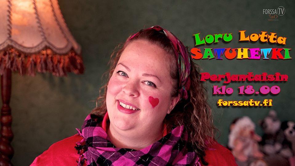 Loru-Lotta – Punahilkka