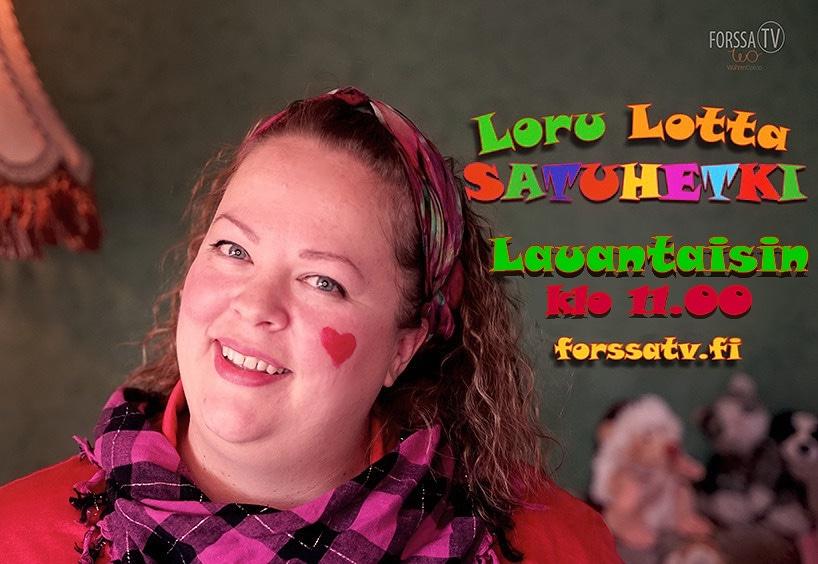 Loru-Lotan Satuhetki – Pieni Tulitikkutyttö