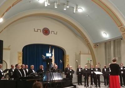 Hätäset – Forssan Mieskuoron 75v juhlakonsertti
