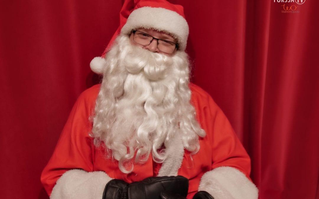 Hätäset – Joulupukin tervehdys